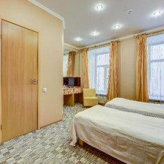 Мини-Отель Поликофф Стандартный номер с разными типами кроватей фото 18