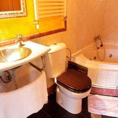 Отель Fuente del Lobo Bungalows - Adults Only спа