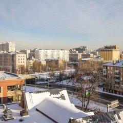 Апартаменты Apartment on Krasnoselskaya балкон