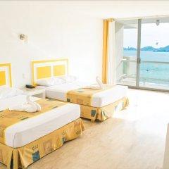 Hotel Romano Palace Acapulco комната для гостей фото 7