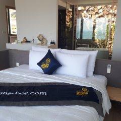 Отель Nha Trang Harbor View Villa Вьетнам, Нячанг - отзывы, цены и фото номеров - забронировать отель Nha Trang Harbor View Villa онлайн комната для гостей фото 3