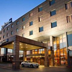 Radisson Blu Conference & Airport Hotel, Istanbul Турция, Стамбул - - забронировать отель Radisson Blu Conference & Airport Hotel, Istanbul, цены и фото номеров вид на фасад