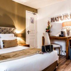 Отель Atelier Montparnasse Hôtel комната для гостей фото 2