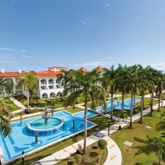 Отель Riu Playacar Плая-дель-Кармен балкон