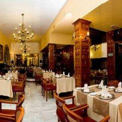 Отель De Mendoza Гвадалахара питание
