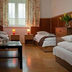 Отель Station Aparthotel Краков комната для гостей фото 3