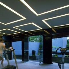 Отель The Kayana Villa фитнесс-зал фото 2