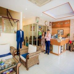 Отель Kata Blue Sea Resort интерьер отеля фото 3