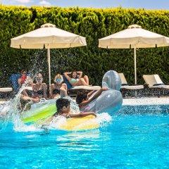 Dekelia Hotel бассейн фото 3