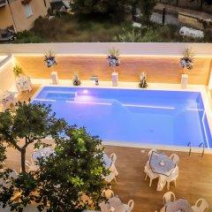 Hotel Smeraldo Куальяно спортивное сооружение