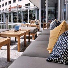 Hotel Allegro Bern гостиничный бар