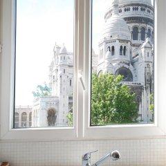 Отель L'Envol ванная фото 2