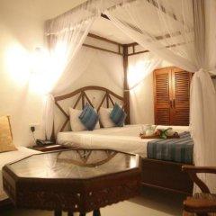 Отель Oasey Beach Resort Шри-Ланка, Бентота - отзывы, цены и фото номеров - забронировать отель Oasey Beach Resort онлайн комната для гостей фото 2