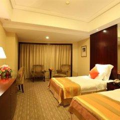 Отель Hangzhou Hua Chen International сейф в номере