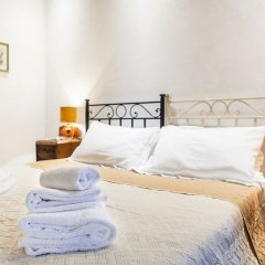 Апартаменты Santa Croce Apartment Флоренция комната для гостей фото 3