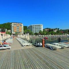 Cettia Beach Resort Турция, Мармарис - отзывы, цены и фото номеров - забронировать отель Cettia Beach Resort онлайн приотельная территория фото 2