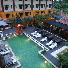 Отель Tuana The Phulin Resort балкон