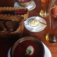 Гостиница Motel Voyazh в Печорах отзывы, цены и фото номеров - забронировать гостиницу Motel Voyazh онлайн Печоры питание фото 3