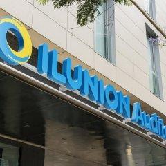 Отель ILUNION Auditori Испания, Барселона - 3 отзыва об отеле, цены и фото номеров - забронировать отель ILUNION Auditori онлайн вид на фасад