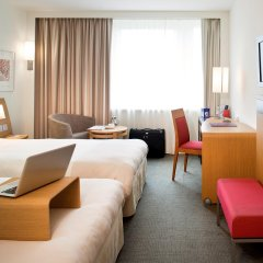 Отель Novotel Zurich Airport Messe комната для гостей фото 5