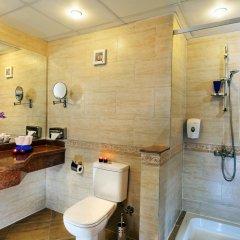 Отель Aqua Vista Resort & Spa Египет, Хургада - 1 отзыв об отеле, цены и фото номеров - забронировать отель Aqua Vista Resort & Spa онлайн ванная
