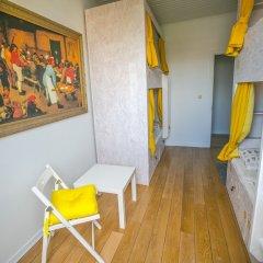 FJC Loft Hostel комната для гостей