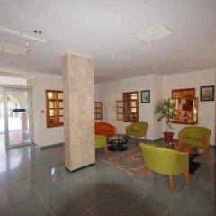 Perdikia Beach Hotel интерьер отеля