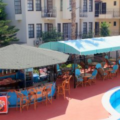 Mavi Belce Hotel Турция, Олюдениз - 1 отзыв об отеле, цены и фото номеров - забронировать отель Mavi Belce Hotel онлайн питание фото 3