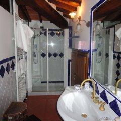 Отель Fonte Del Castagno Синалунга ванная