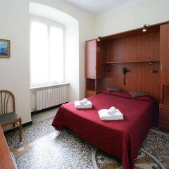 Отель Le Tre Stazioni Генуя комната для гостей