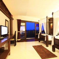 Dee Andaman Hotel комната для гостей