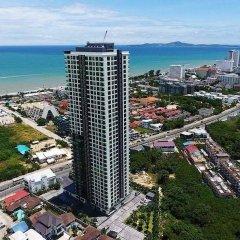 Отель Dusit Grand Condo View Pattaya Паттайя пляж