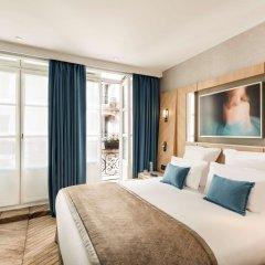 Отель Best Western Premier Louvre Saint Honore комната для гостей