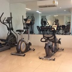 Neo Hotel Pattaya Паттайя фитнесс-зал фото 3