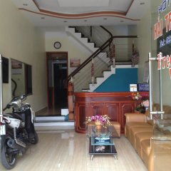 Hai Trang Hotel Халонг интерьер отеля фото 3
