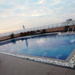 Отель Pearl Grand Hotel Шри-Ланка, Коломбо - отзывы, цены и фото номеров - забронировать отель Pearl Grand Hotel онлайн бассейн
