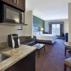 Отель Holiday Inn Express & Suites Geneva Finger Lakes в номере фото 2