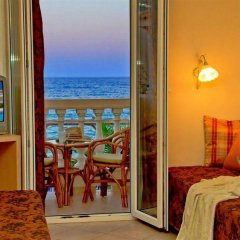Отель Matamy Beach балкон