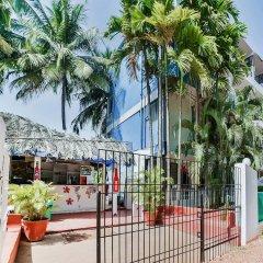 Отель OYO 22417 Pleasure Inn Гоа спортивное сооружение