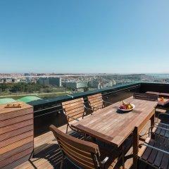 Отель InterContinental Lisbon балкон