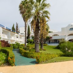 Отель Grand Muthu Oura View Beach Club Албуфейра