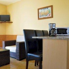 Отель Tonel Apartamentos Turisticos удобства в номере