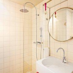 Отель HTL Kungsgatan Швеция, Стокгольм - 2 отзыва об отеле, цены и фото номеров - забронировать отель HTL Kungsgatan онлайн ванная фото 2