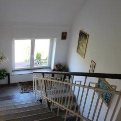 Отель Pension Hanspaulka балкон
