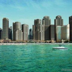 JA Ocean View Hotel пляж