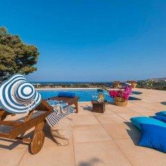 Отель Bello Blu Luxury Villa Родос бассейн фото 3