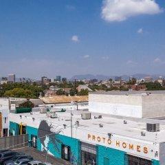 Отель Arthur Emery США, Лос-Анджелес - отзывы, цены и фото номеров - забронировать отель Arthur Emery онлайн балкон