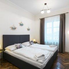 Апартаменты Hybernska Apartments комната для гостей фото 2