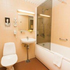 Отель Oru Hotel Эстония, Таллин - 11 отзывов об отеле, цены и фото номеров - забронировать отель Oru Hotel онлайн ванная