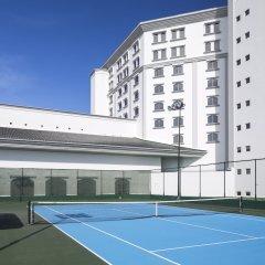 Отель JW Marriott Cancun Resort & Spa Мексика, Канкун - 8 отзывов об отеле, цены и фото номеров - забронировать отель JW Marriott Cancun Resort & Spa онлайн спортивное сооружение